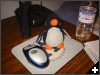 Pengie, the Computer-Enabled Penguin